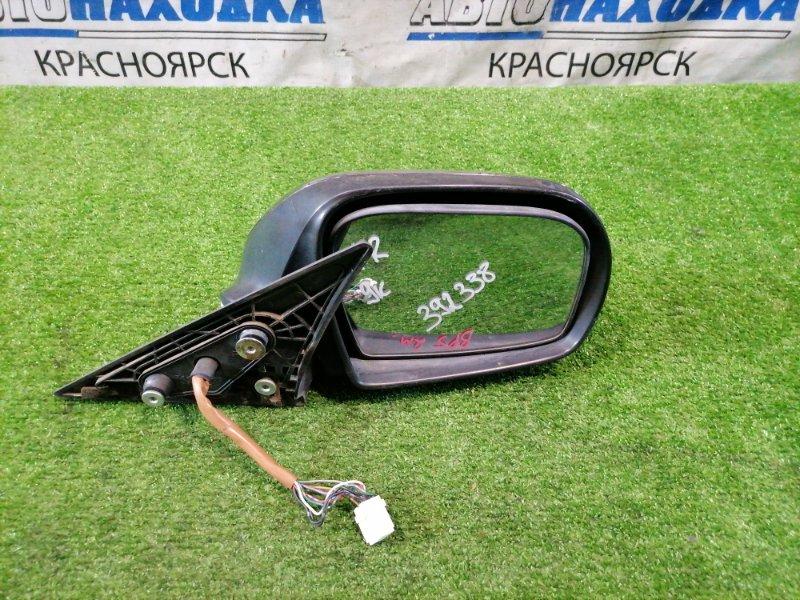 Зеркало Subaru Legacy BP5 EJ20 2006 переднее правое Правое, 9 контактов, рестайлинг (2 мод), с