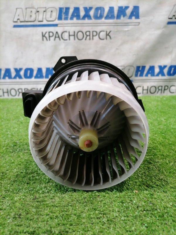 Мотор печки Suzuki Cervo HG21S K6A 2006 2 контакта