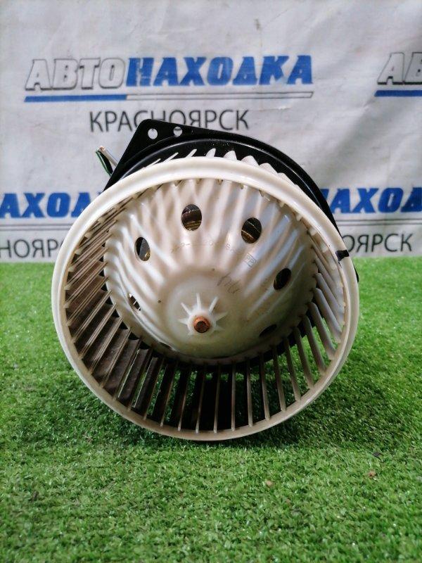 Мотор печки Nissan Presage TU31 QR25DE 2003 со встроенным реостатом, 3 контакта.