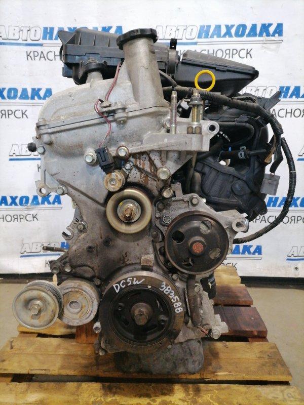 Двигатель Mazda Verisa DC5W ZY-VE 2006 574899 ZY-VE № 574899, пробег 65 т.км. 2009 г.в. Есть видео работы ДВС.