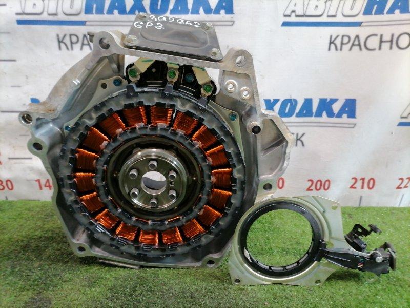 """Двигатель Honda Fit Shuttle GP2 LDA 2011 электродвигатель гибридной системы """"IMA"""". В комплекте"""