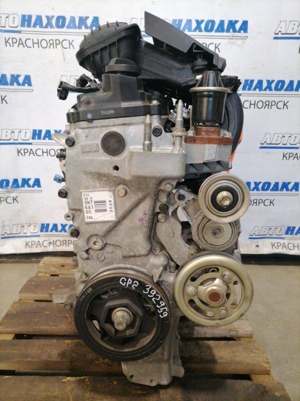 Двигатель Honda Fit Shuttle GP2 LDA 2011 7022213 №7022213, пробег 71 т.км. С аукционного авто. Есть видео