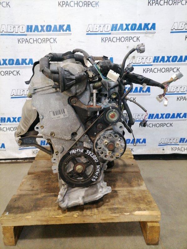 Двигатель Toyota Prius NHW20 1NZ-FXE 2003 2917468 № 2917468, пробег 69 т.км. С аукционного авто. Есть