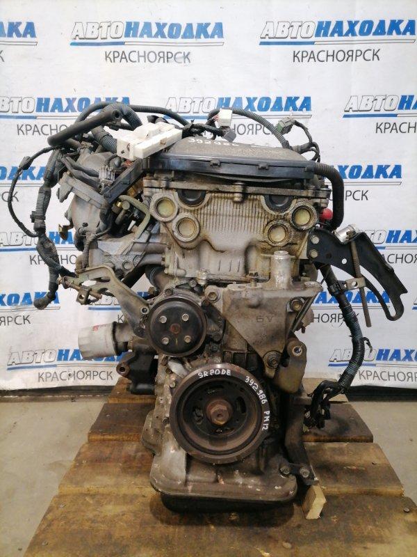 Двигатель Nissan Liberty PM12 SR20DE 1998 282656B №282656B, пробег 87 т.км. С аукционного авто. Есть