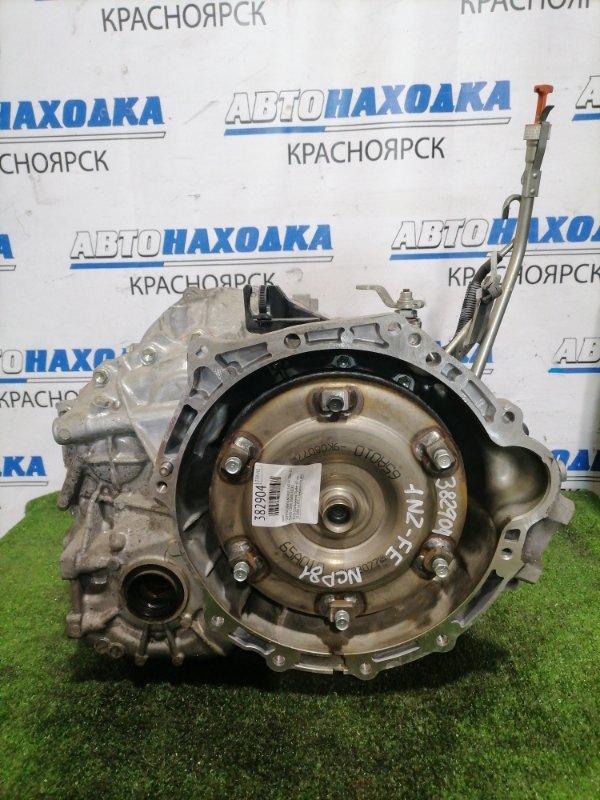 Акпп Toyota Sienta NCP81G 1NZ-FE 2006 K210-02A K210-02A Вариатор. Пробег 67 т.км. 10.2009 г.в. ХТС. С