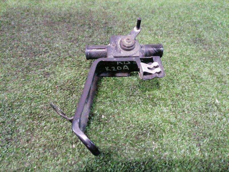 Кран печки Honda Cr-V RD5 K20A 2001