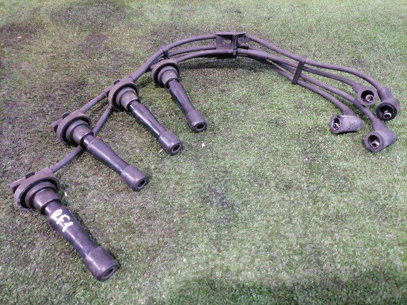 Провод высоковольтный Honda Stepwgn RF1 B20B 1999 Комплект 4 штуки.