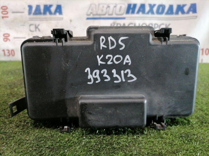 Блок предохранителей Honda Cr-V RD5 K20A 2001 Подкапотный, в сборе.
