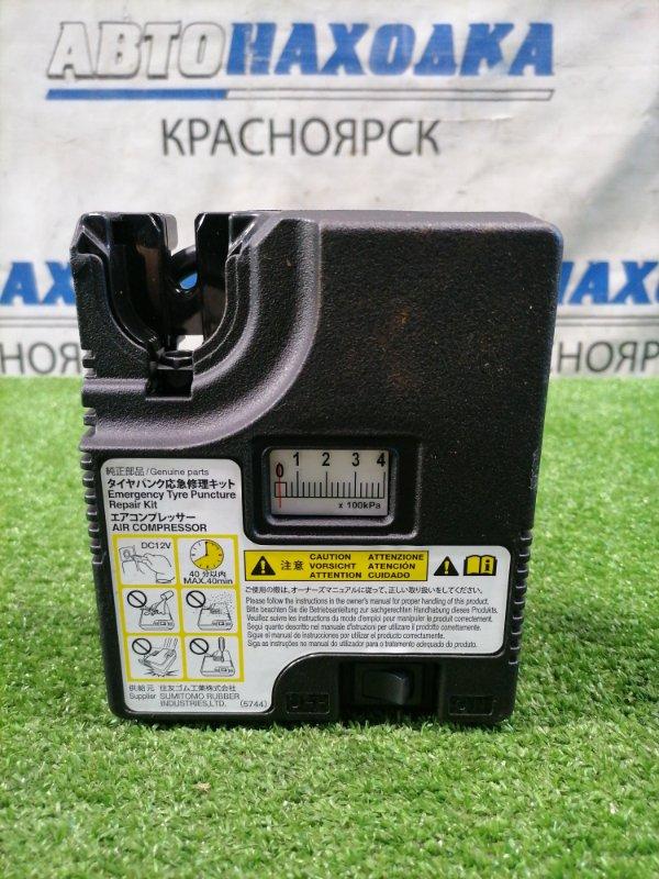 Компрессор автомобильный Mazda штатный, питание от гнезда прикуривателя /DC=12V, 6A/, 150 х