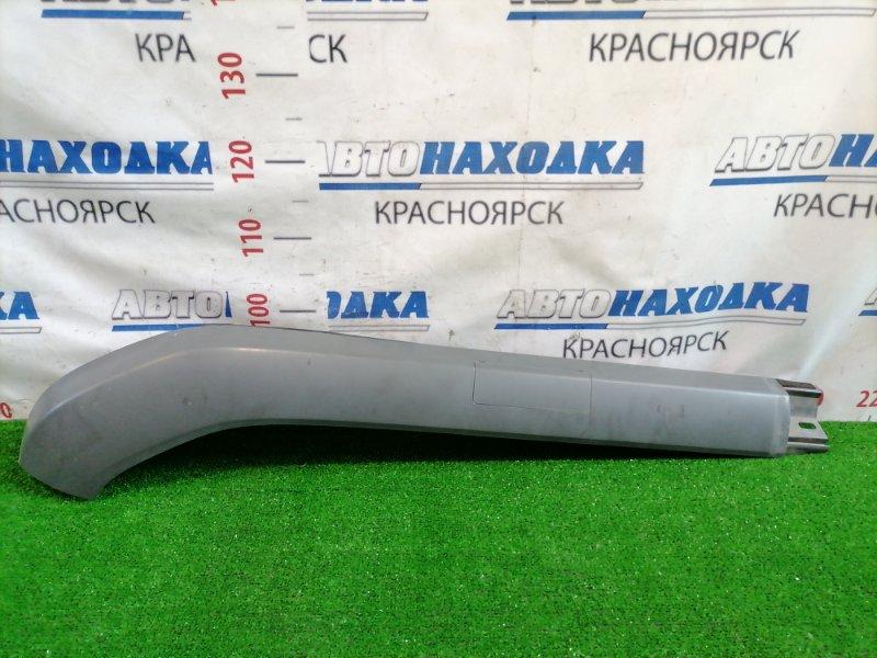 Молдинг Honda Stepwgn RF3 K20A 2001 задний правый Накладка пластиковая, правая, на крышу- задний