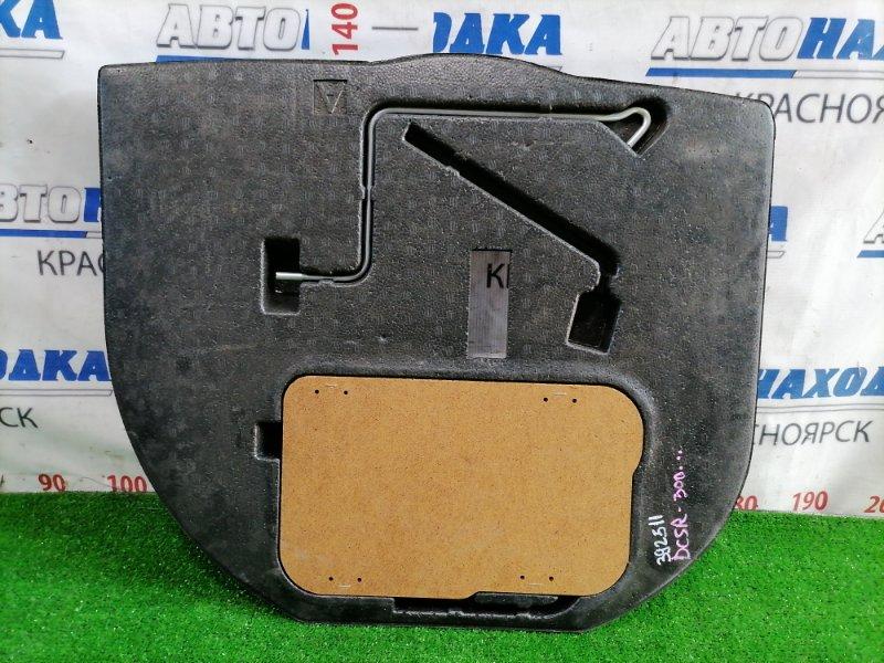 Бокс под инструменты Mazda Verisa DC5R ZY-VE 2002 пенопластовая ёмкость для инструментов с