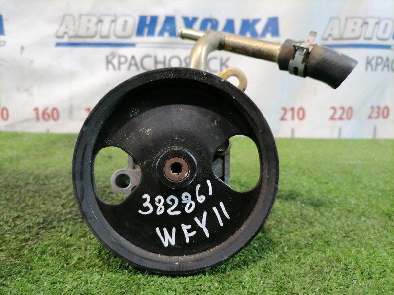 Гидроусилитель Nissan Wingroad WFY11 QG15DE 2001 пробег 57 т.км. ХТС. С аукционного авто.