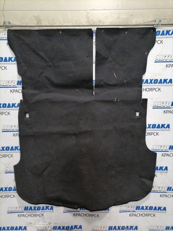 Коврик Nissan Wingroad WFY11 QG15DE 2001 штатный коврик в багажник. Есть мелкие надрывы.