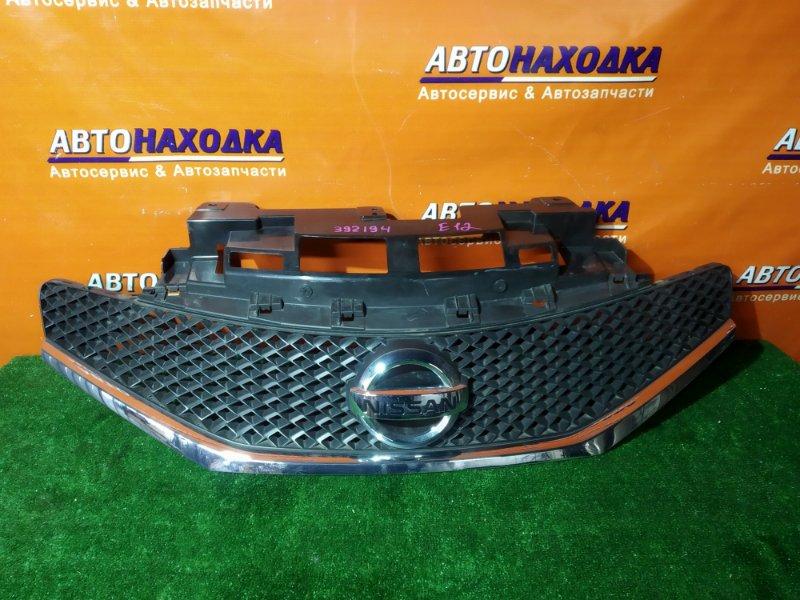 Решетка радиатора Nissan Note E12 HR12DE 62310-1A92A