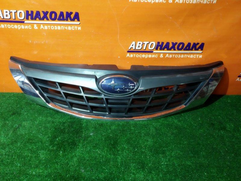 Решетка радиатора Subaru Impreza GH3 EJ20 ХРОМ
