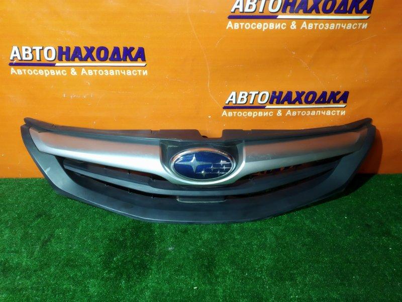 Решетка радиатора Subaru Impreza GH3 EJ20 СЛОМАНО 1 НИЖНЕЕ КРЕПЛЕНИЕ