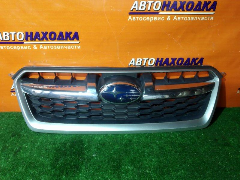 Решетка радиатора Subaru Impreza GP2 FB16 91121FJ000