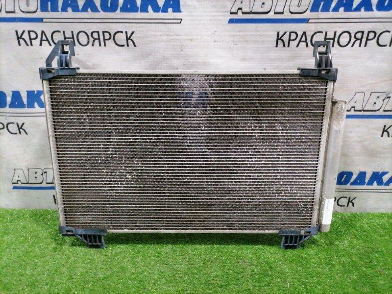 Радиатор кондиционера Toyota Ractis NCP100 1NZ-FE 2005