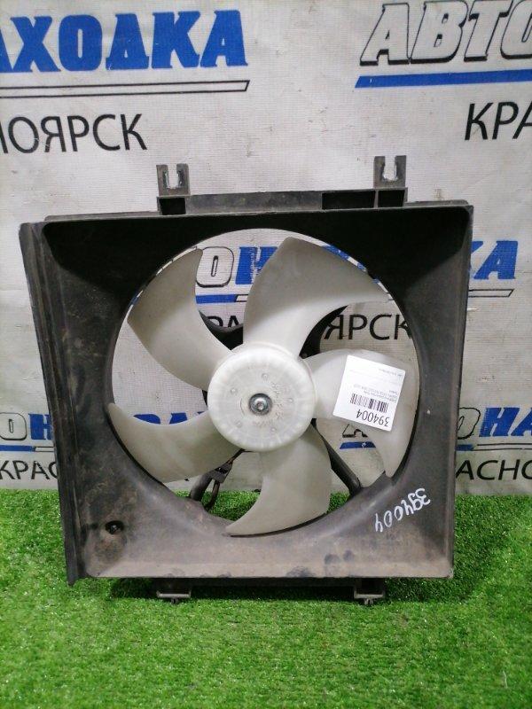 Вентилятор радиатора Subaru Exiga YA5 EJ20 2008 правый Правый