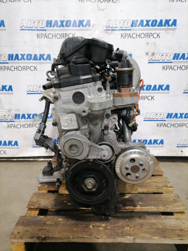 Двигатель Honda Fit GE6 L13A 2007 4063219 № 4063219, пробег 77 т.км. I-VTEC, С аукционного авто. Есть