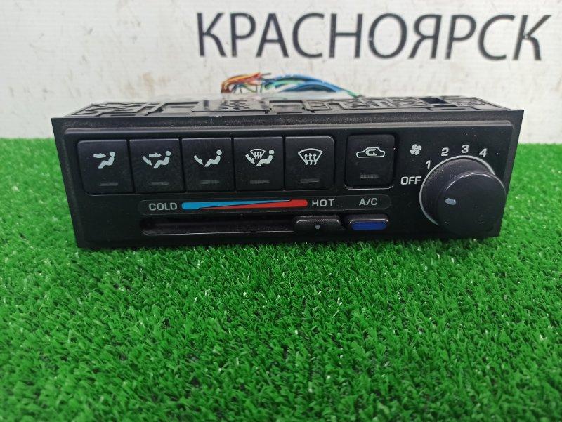 Климат-контроль Nissan Bluebird Sylphy QG10 QG18DE 2000 Дорестайлинг, электронный