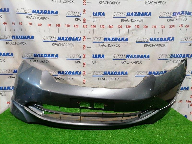 Бампер Honda Freed GB3 L15A 2008 передний Передний, дорестайлинг (1 мод). Есть потертости до