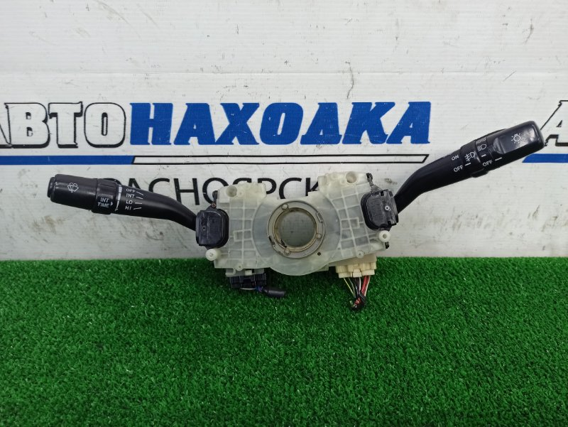 Переключатель подрулевой Toyota Cresta GX100 1G-FE 1996 на свет + дворники, под автосвет и