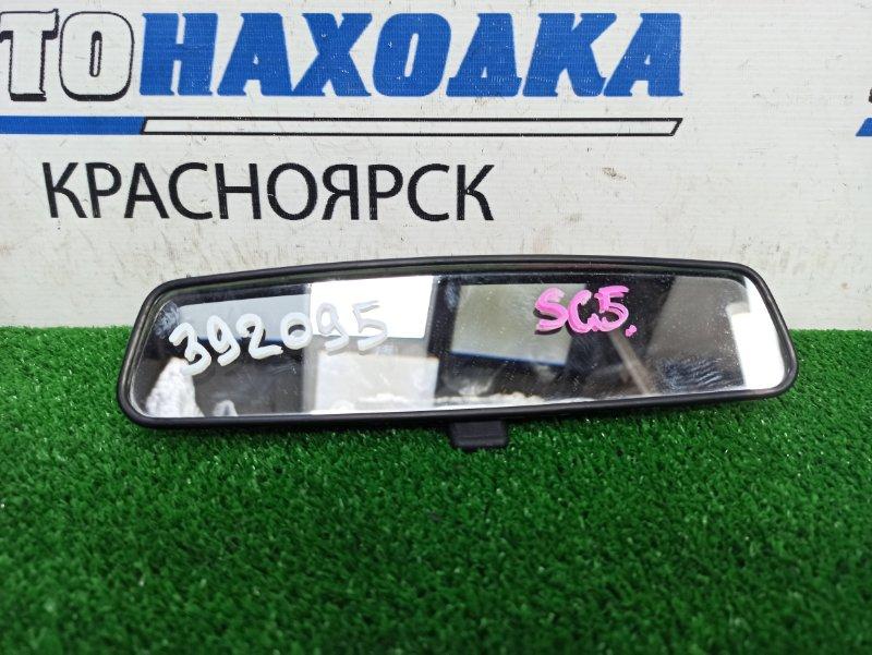 Зеркало салонное Subaru Forester SG5 EJ20 2005 ХТС
