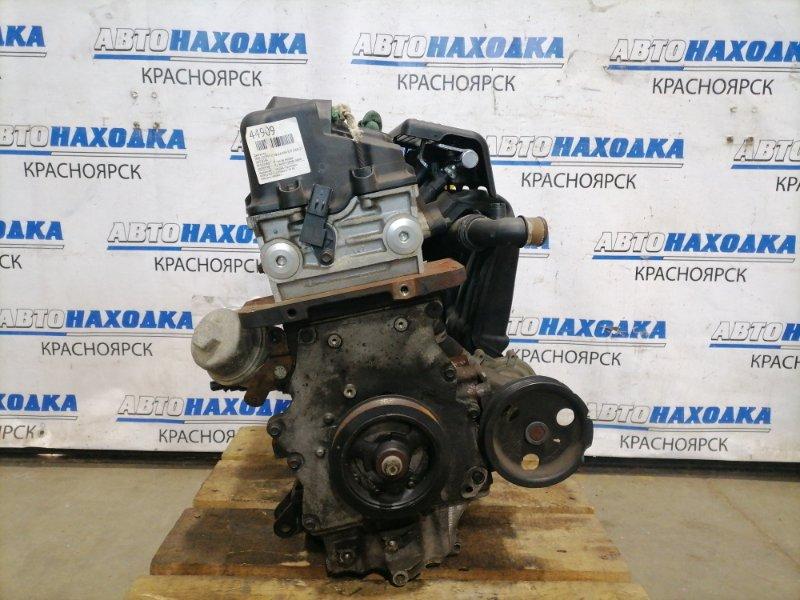 Двигатель Mini Cooper MINI R50 W10B16A 2000 D024R029 № D024R029 пробег 68 т.км. на моторе: коллектор впуск,