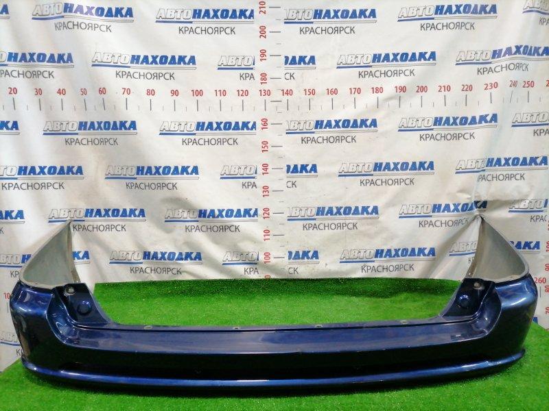 Бампер Honda Orthia EL2 B20B 1999 задний Задний, рестайлинг (2 мод.), цвет B96P. Есть потертости до
