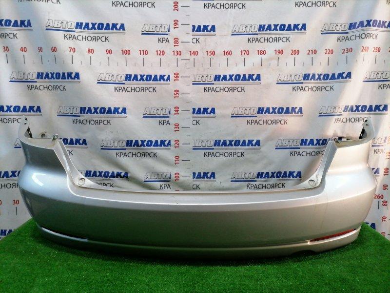 Бампер Mazda Atenza GG3S L3-VE 2005 задний Задний, лифтбек/седан, с катафотами (93-2180), цвет 22V. Есть