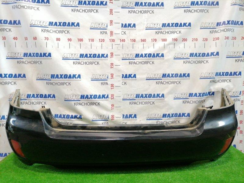 Бампер Subaru Legacy BL5 EJ20 2006 задний Задний, с катафотами (рестайлинг), цвет 32J, c накладками