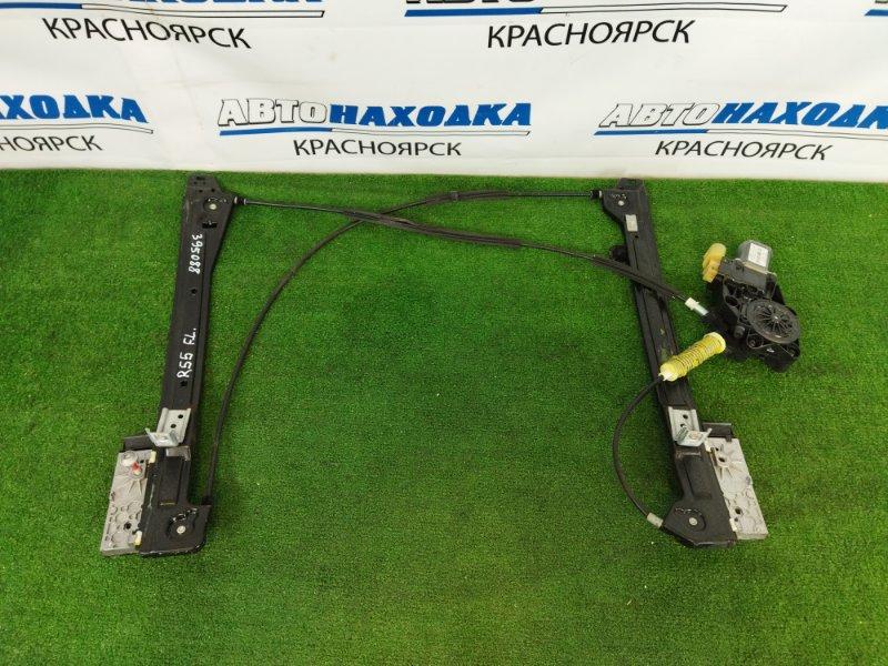 Стеклоподъемник Mini Clubman R55 N18B16A 2008 передний левый передний левый, 6 контактов, ЛР=ПР
