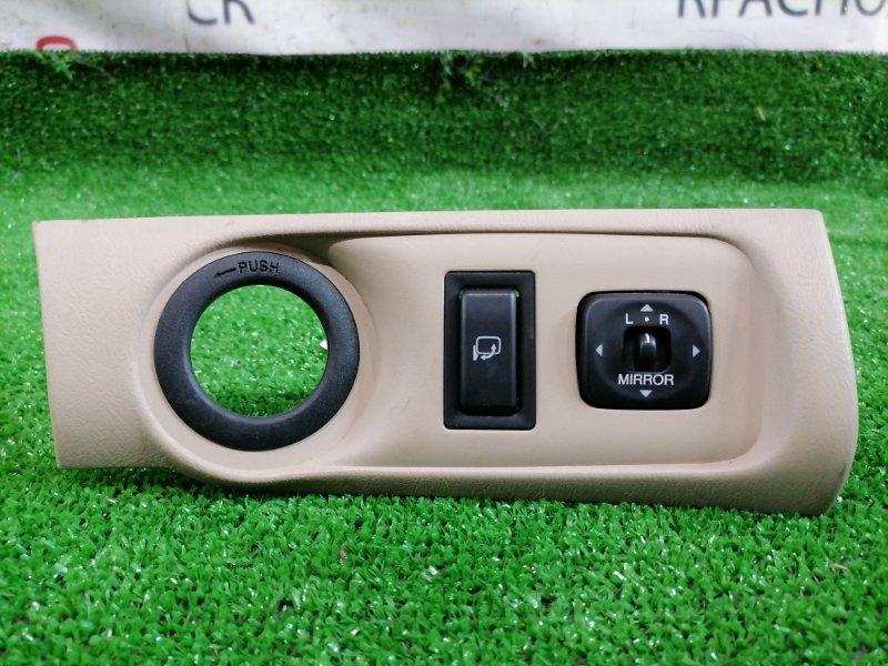 Кнопки в салон Toyota Windom MCV21 2MZ-FE 1996 Регулировки и складывания зеркал, с консолью