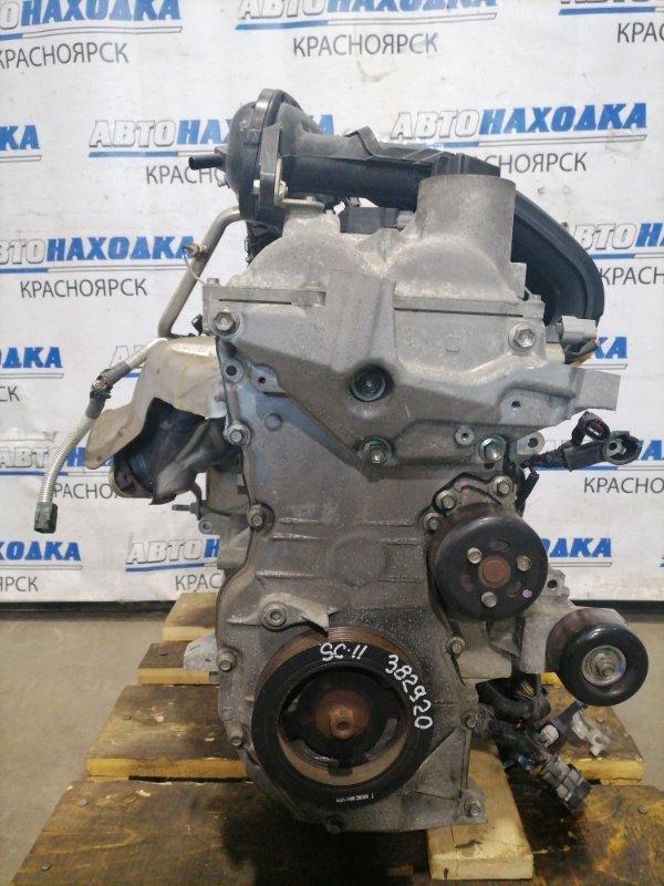 Двигатель Nissan Tiida Latio SC11 HR15DE 2008 319038A № 319038A пробег 35 т.км. С аукционного авто. Есть