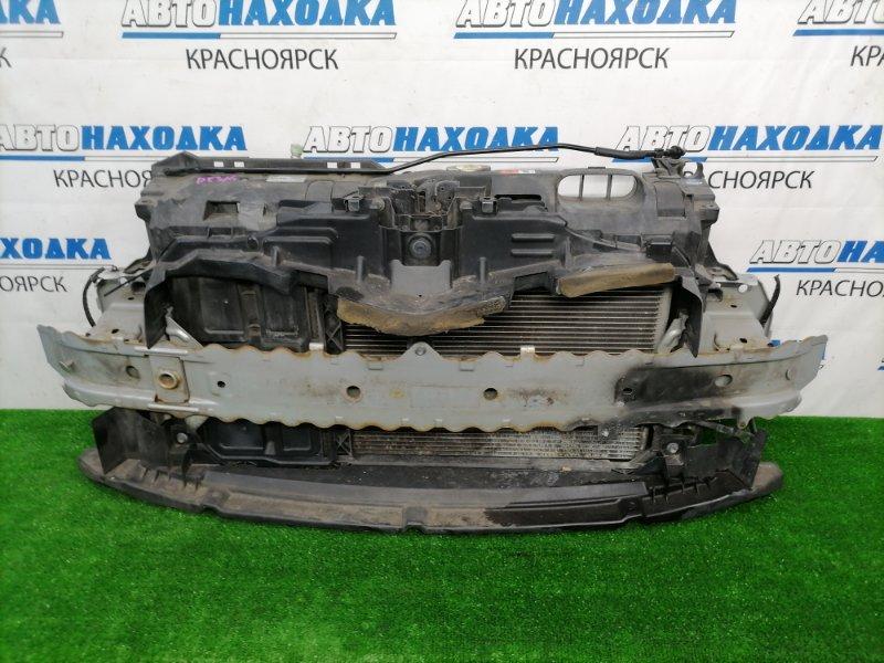 Рамка радиатора Mazda Demio DE3AS ZJ-VE 2007 передняя пластиковая, с замком, с радиаторами двс и