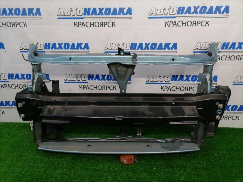 Рамка радиатора Honda Fit GD1 L13A 2005 Рестайлинг (2 модель, под широкий радиатор), с замком