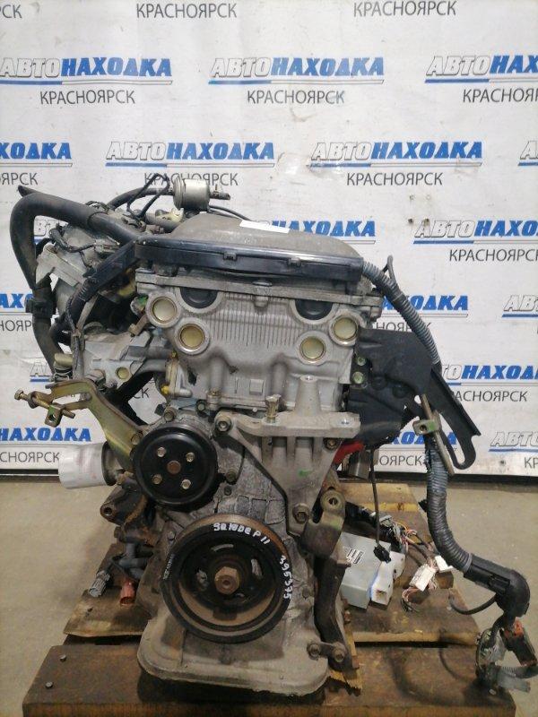 Двигатель Nissan Primera P11 SR18DE 1995 780443A № 780443A, пробег всего 5273 км. Есть видео работы ДВС. С