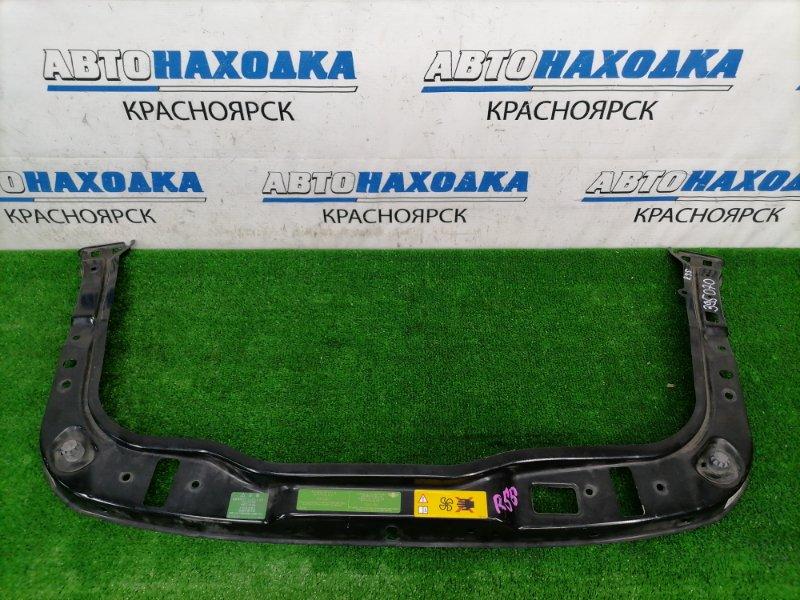 Рамка радиатора Mini Clubman R55 N18B16A 2008 передняя верхняя Верхняя планка рамки радиатора