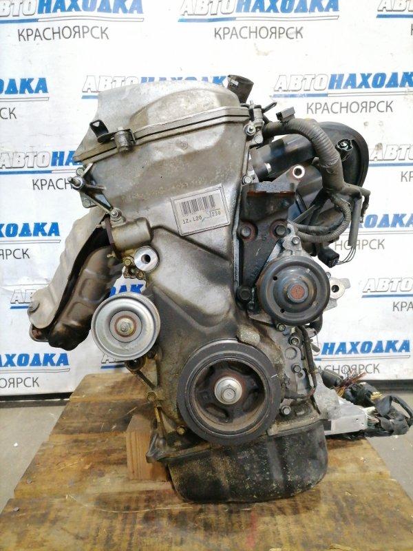 Двигатель Toyota Wish ZNE10G 1ZZ-FE 2005 2519395 №2519395 пробег 90 т.км. 2006 г.в. (рестайлинг) С