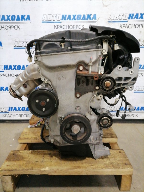 Двигатель Mitsubishi Lancer CY4A 4B11 2007 BP1413 № BP1413 пробег 47 т.км. ХТС. С аукционного авто. Есть