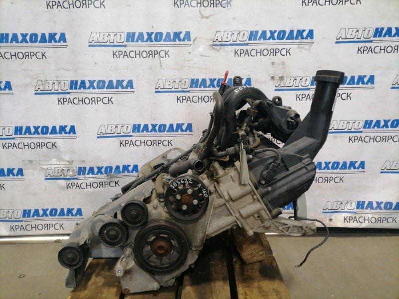 Двигатель Mercedes-Benz A160 W168.033 166.960 1997 30269477 № 166.960 № 30269477, пробег 34 т.км. С аукционного