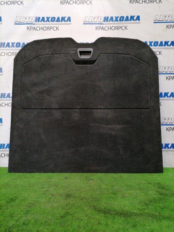 Пол багажника Volvo Xc60 DZ44 B4204T6 2008 задний с бардачком.