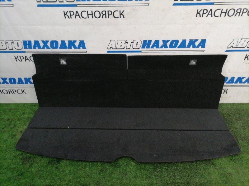 Пол багажника Mini Clubman R55 N18B16A 2008 задний ХТС, жесткий, складной пол в багажник