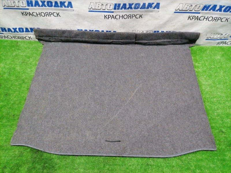 Пол багажника Honda Fit GD1 L13A 2001 задний под чистку