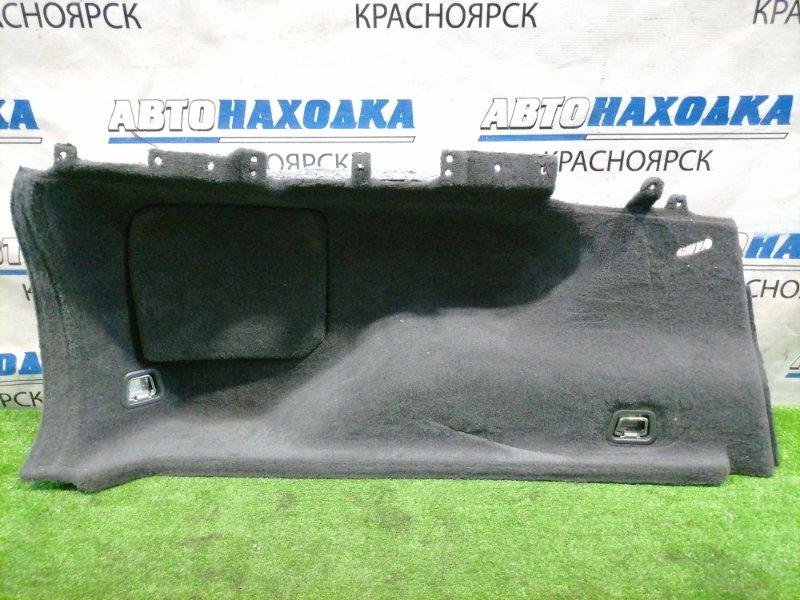 Обшивка багажника Volvo Xc60 DZ44 B4204T6 2008 задняя левая нижняя Левая, боковая, в ХТС.