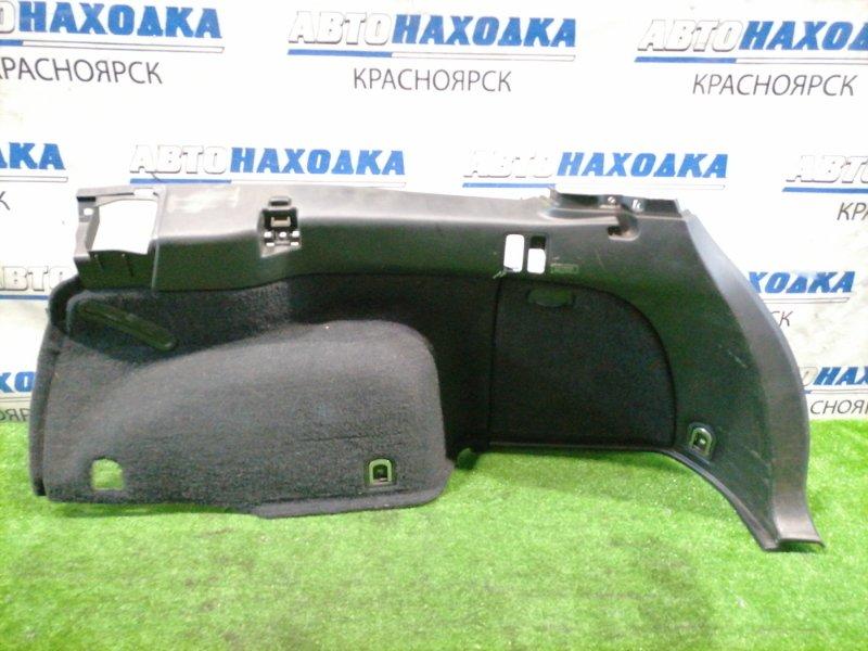 Обшивка багажника Subaru Legacy BP5 EJ20 2003 задняя правая Правая, боковая. Треснута в верхней