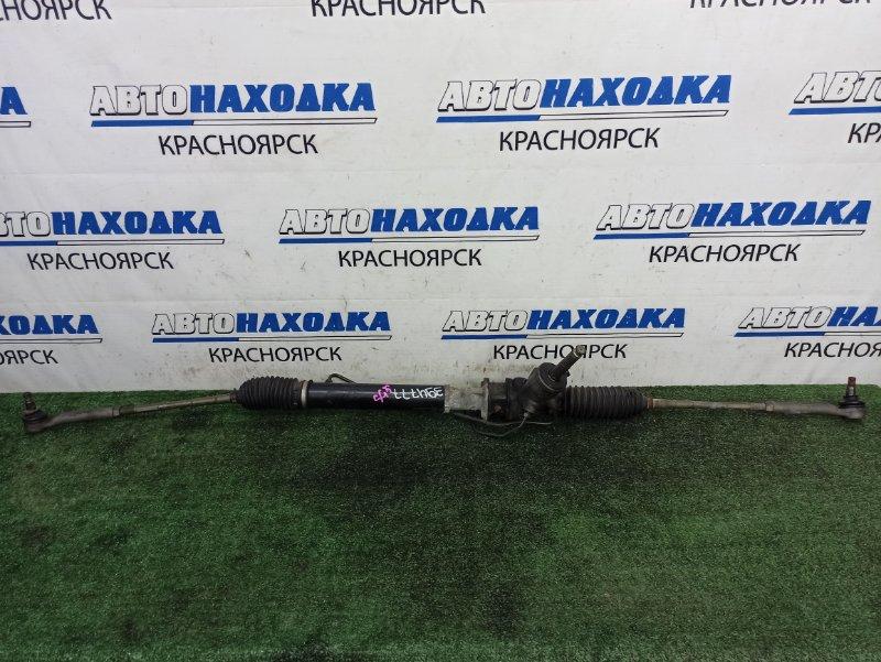 Рейка рулевая Subaru Forester SG5 EJ20 2005 В сборе, с тягами и наконечниками, правый руль,