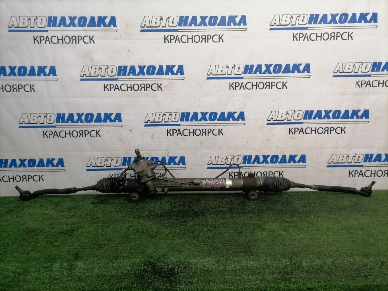 Рейка рулевая Toyota Estima ACR30W 2AZ-FE 2000 Гидравлическая, в сборе с тягами и наконечниками