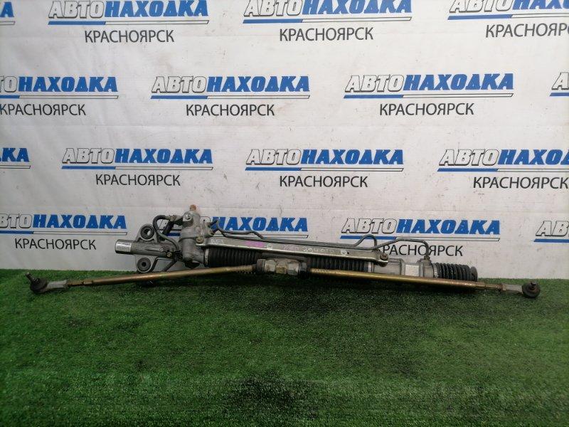 Рейка рулевая Honda Edix BE1 D17A 2004 Гидравлическая, в сборе с тягами и наконечниками